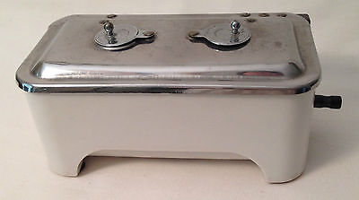 Vintage American Sundries Company white porcelain Sanitizing Machine
