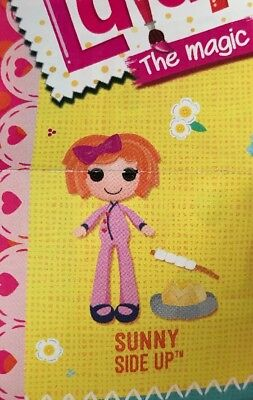 Lalaloopsy Mini Mystery Purse Doll Series 3 Sunny Side Up Camping