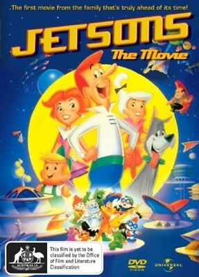 Jetsons - The Movie (Dvd, 2008) [Brand New & Sealed]