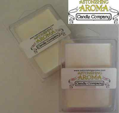 Soy Wax tart melt wickless Clamshell Break Away  candle 300+ SCENTS Listing #4