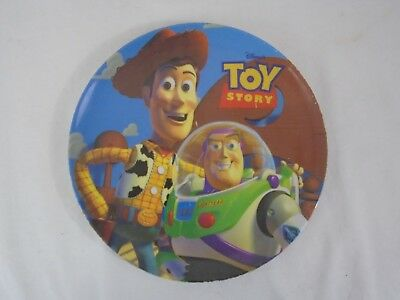 Toy Story Plastic Plate