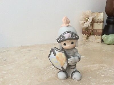 I Love You Knight And Day! - 2002 Precious Moments Porcelain Figurine 108604