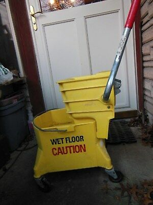 Commercial, Mop bucket, Continential