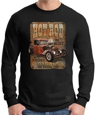 GET YOUR ROD SERVICED HERE RAT ROD HOT ROD ROADHOUSE SPEED SLEEVELESS T SHIRT