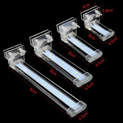 Aquarium Fish Tank LED Clip On Lamp Energy-efficient decorative lighting New