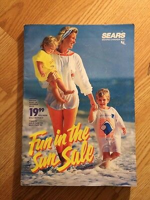 Sears sept 1991 328 pages EX/NrMINT condition