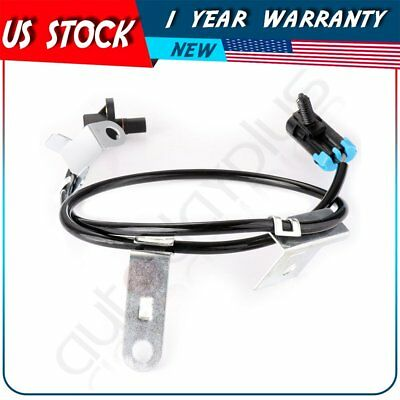 Front Driver Anti-Lock Brake System ABS Sensor For 1993-2005 Chevy GMC Cadillac