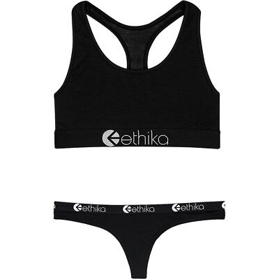 New Ethika Mx Sniper Gang Womens Motocross Dirt Bike Premium Sports Bra Sports Bras Women's Clothing