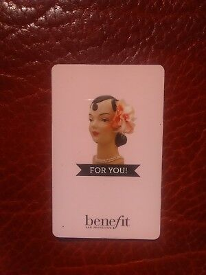 $50 Benefit Cosmetics Gift Card