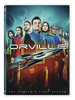 Orville The Season 1 Seth MacFarlane DVD 24543445586 discs 4 NEW