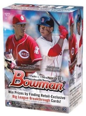 2018 Bowman Chrome Baseball Cards BCP1-150 Pick Your Cards & Complete Your Set!