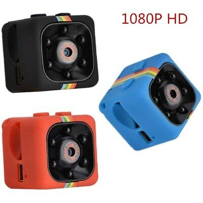 Mini Colorful Camera HD Camcorder Night Vision 1080P DV Voice Video Recorder