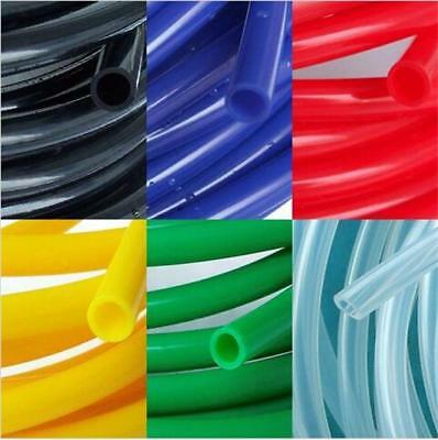 Silicone Vacuum Vac Hose Pipe Tube 3mm 4mm Tubing Boost Water Air Coolant 1-10M