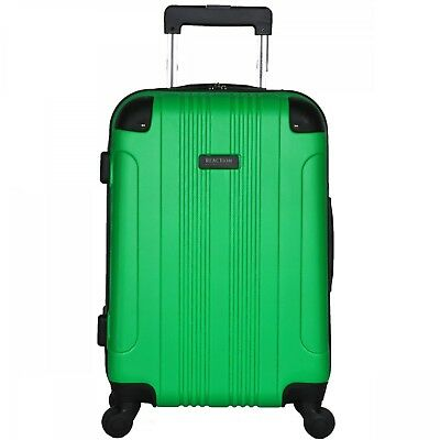 """""""Kenneth Cole Reaction Out of Bounds 20"""" Spinner Hardside Carry-On NEW"""""""
