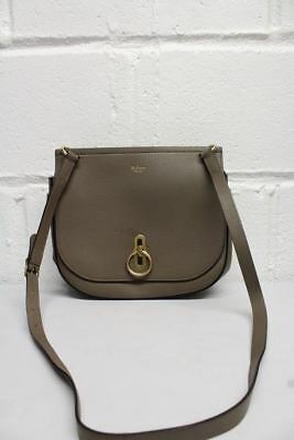 7287d07ff0de MULBERRY BROCKWELL SMALL Classic Grain Leather Satchel Bag