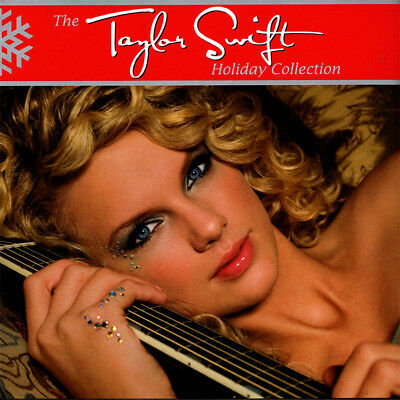 Taylor Swift • The Taylor Swift Holiday Collection CD 2009 Big Machine Records