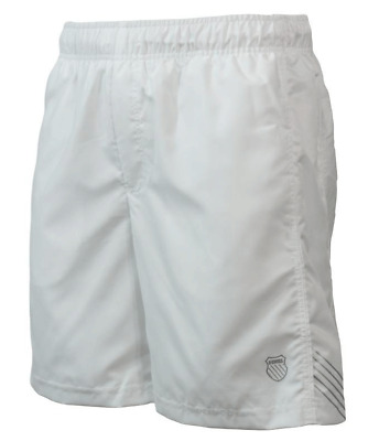K-Swiss Accomplish Tennisshort - Herren Tennishose - weiß - 100248