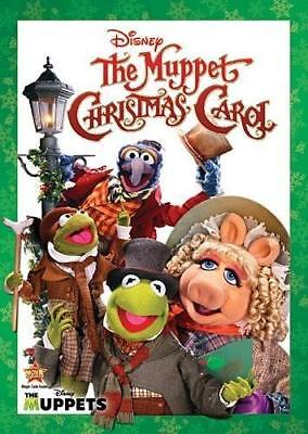 The Muppet Christmas Carol Michael Caine DVD 0786936286991 Kids & Family NEW
