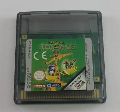 Keep the Balance (Gameboy Color)