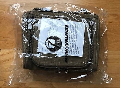 Japan Airlines First Class Loewe Amenity Kit New Sealed