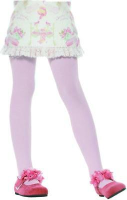 Girl's Costume Stretch Tights, Pink