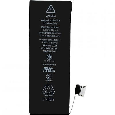 New 1560mAh 3.8 V Li-ion Battery Replacement Internal For iPhone 5S + Toolkit