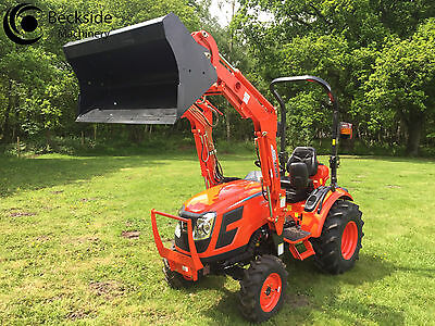 KIOTI CK2810 HST Hydro static Compact Tractor & Front Loader
