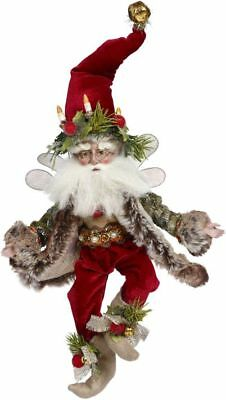 """Mark Roberts Father Christmas Fairy Small 10"""" 51-85882"""