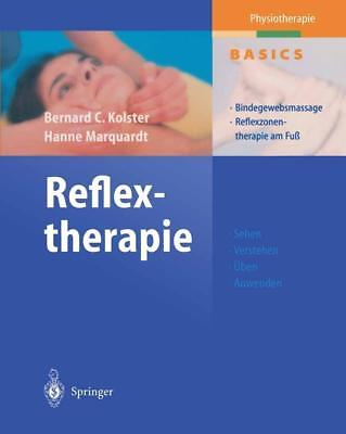 Reflextherapie: Bindegewebsmassage Reflexzonentherapie am Fuß (Physiotherap ...