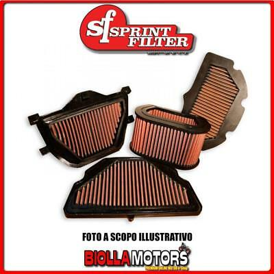 Pm138S Air Filter Sprintfilter Moto Guzzi V7 Ii Racer Abs 2016- 750Cc Washable S