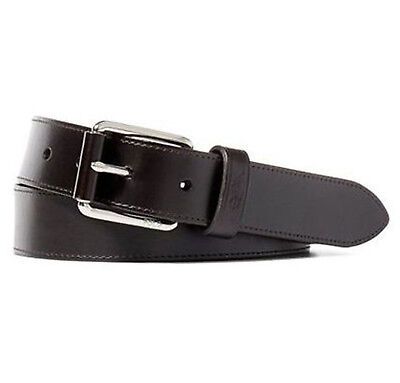 021c6d152417dd Ceinture Homme POLO RALPH LAUREN Noir Taille - 85 US 34 Mens Leather Belt  S0216