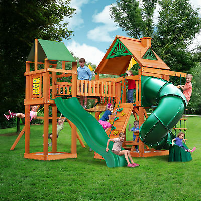 Swings Slides Gyms Outdoor Toys Structures Toys Hobbies
