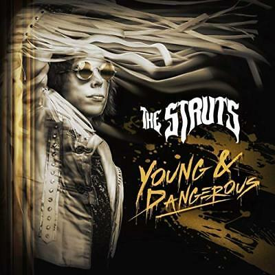 STRUTS-YOUNG AND DANGEROUS-JAPAN CD BONUS TRACK +Tracking Number