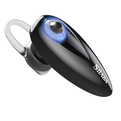wearable Bluetooth earbuds, invisible In Ear wireless headset noise cancel mic