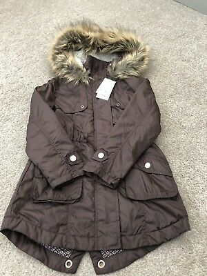 c7268946e NEW GIRLS COAT Winter Next Age 3-4 Years Bnwt - £18.00
