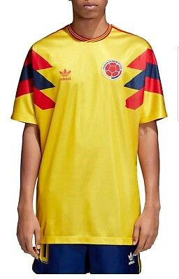 newest ef3a2 6ee8d ADIDAS JAMES RODRIGUEZ Colombia Long Sleeve Home Jersey ...