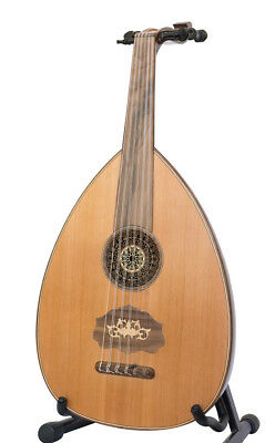 Syrian Oud Nahat Style Made by Mansur Haidar