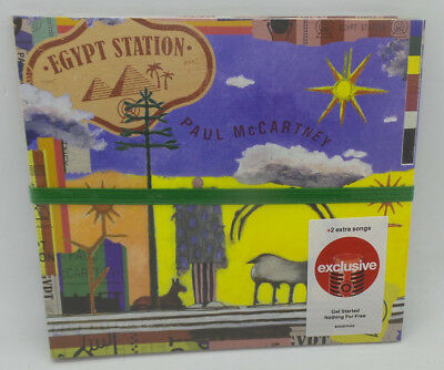 Paul McCartney - Egypt Station Target Exclusive Album 2 Extra Songs CD