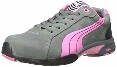 PUMA SAFETY 642865 Balance Womens Grey Low Steel Toe SD Oxford Work ... 695f34d7f