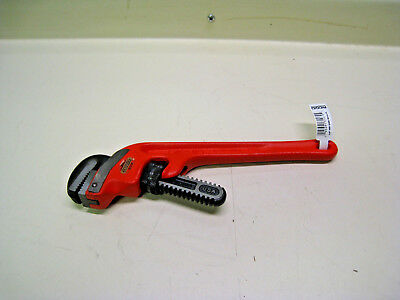 "Ridgid 31070 / E-14 14"" Heavy Duty Steel End Pipe Wrench New Free Shipping"