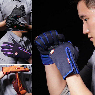 Horse Riding Bicycle Driving Gloves Adults Kids Equestrian Thickened Gloves