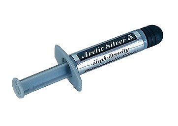 Arctic Silver 5 High-Density Polysynthetic Silver Thermal Compound 3.5g