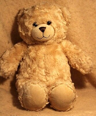 Build a Bear Plush Lt. Beige Teddy Bear