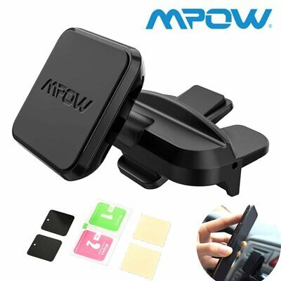 Mpow Magnetic CD Slot Mobile Phone Holder In Car Universal Stand Cradle Mount