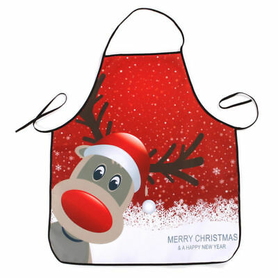 Christmas Funny Novelty Aprons Cooking Kitchen BBQ Adult Gifts Men Women Xmas