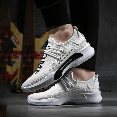 Mens Sports Sneakers Shoes Casual Running Athletic Outdoor Trainers Breathable