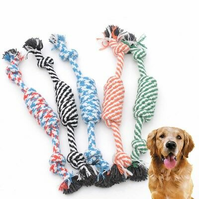 Dog Toys Mouse Shape Design Healthy Non-Toxic Funny Exercise Braided Pet Toys