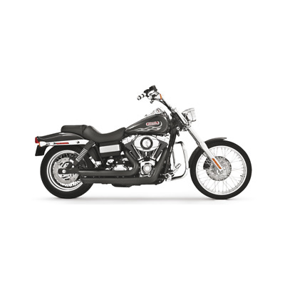 Echappement Freedom Performance Amendment Noir Dyna 91-05