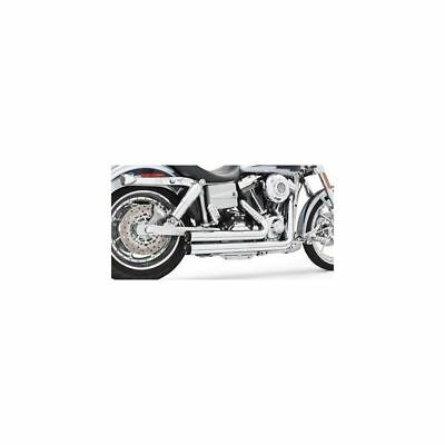 Echappement Freedom Performance Indendence Shorty chrome Dyna 91-05