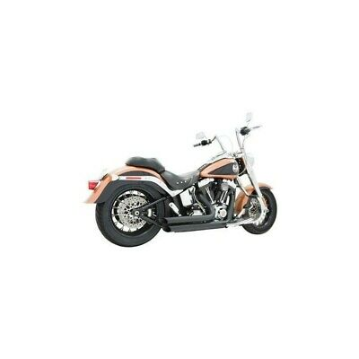Echappement Freedom Performance Amendment Noir Softail 86-17